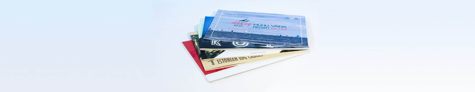 Catalogues page